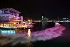 To Macau (samthe8th) Tags: longexposure pink ferry boat wake waves sam hong kong hero winner macau flickrchallengegroup youvsthebest flickrchallengewinner pinkwave thechallengefactory thepinnaclehof shmedal fcgdone
