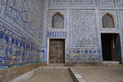 (_desertsky) Tags: architecture digital asia uzbekistan centralasia khiva ichonqala islamicarchitecture nikond200 khorezm