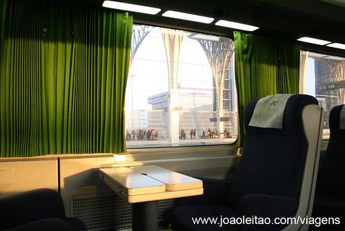 Comboio Lisboa Porto