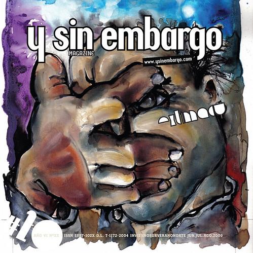 Y SIN EMBARGO magazine #20,