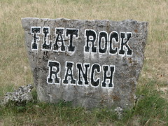 Welcome to Flat Rock Ranch!