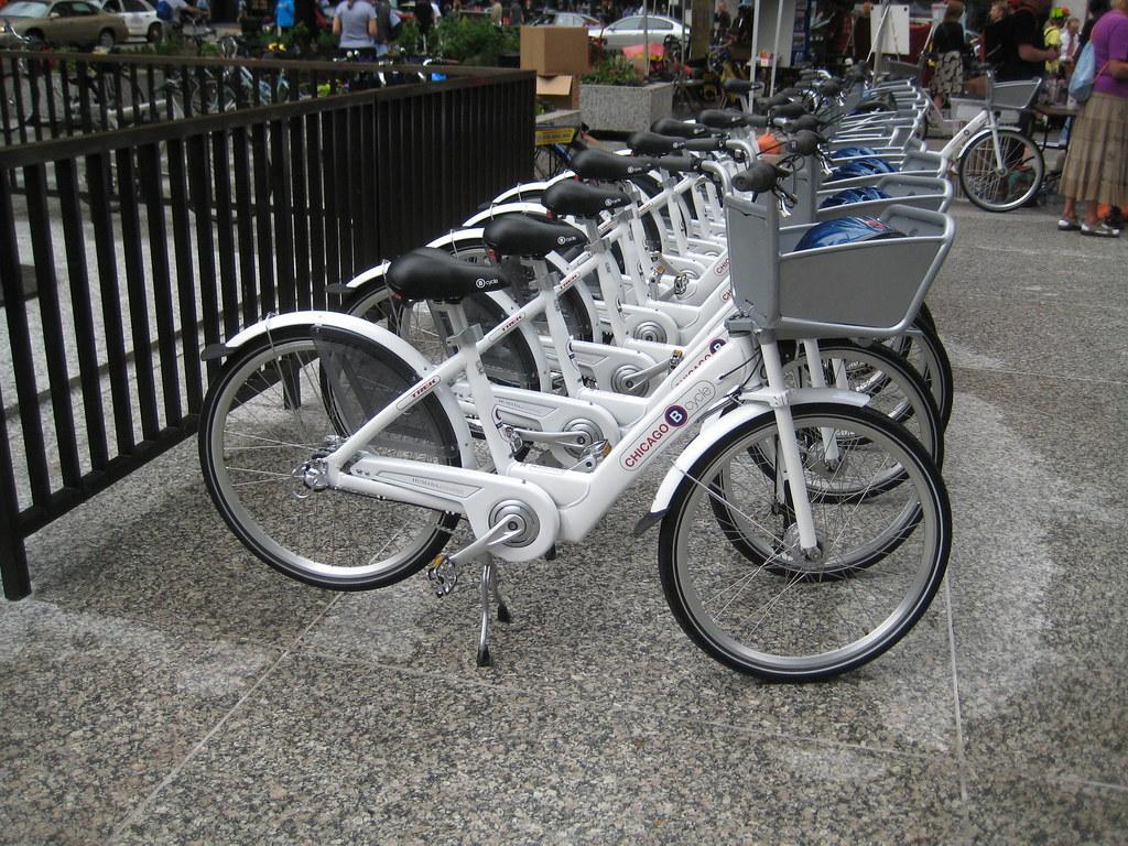 bike rental pilot bikes