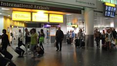 international arrival (ellita is here)