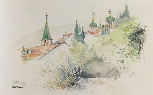 Athos-Panteleimon
