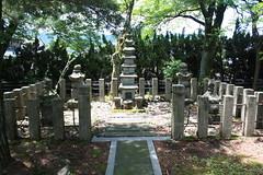 泰澄母の墓所