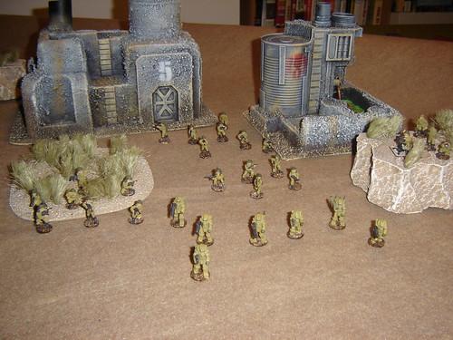 Reinforced Platoon