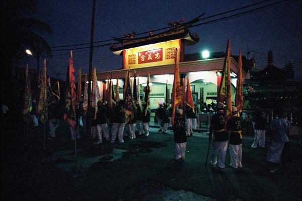 Tanjung Sepat-铁元帅诞