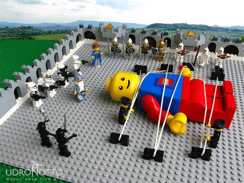 I viaggi di Lego Gulliver
