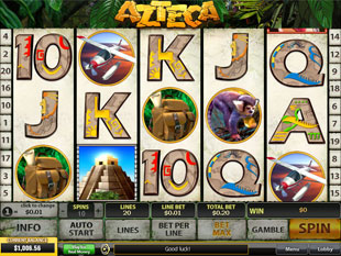 Azteca Slots slot game online review