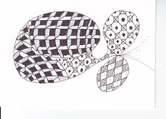 221 2010, 05-04 Grids (smtheus) Tags: doodles availabletotrade zentangle zendoodle