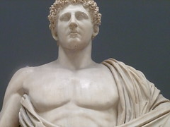 Visit to the Vatican Museums (A.Currell) Tags: city trip italy vatican rome roma men museum spring italian italia gallery european republic union hard may visit galleries museo hm museums 2010 hardmen vatico