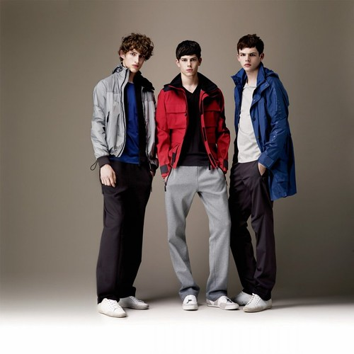 Jeremy Young0119_Burberry Sport SS2010