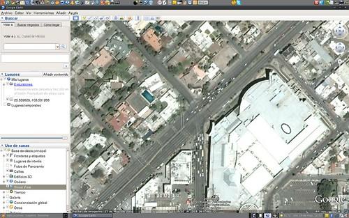 No se ve imágenes de Street View.