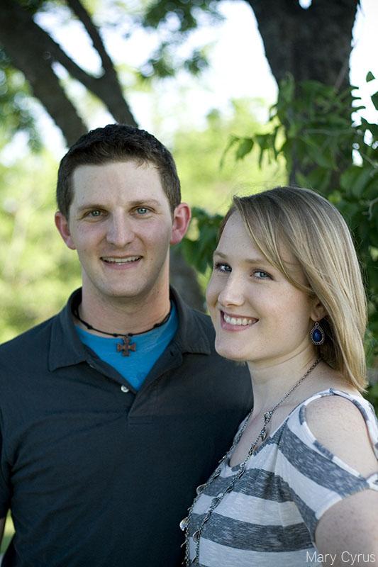 Jared & Christelle