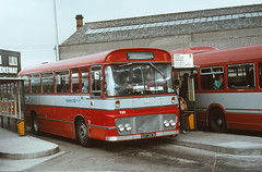 Highland Scottish T63 Inverness (Guy Arab UF) Tags: bus ford buses scotland scottish highland 1972 busstation willowbrook inverness scottishbusgroup t63 r192 sst263l