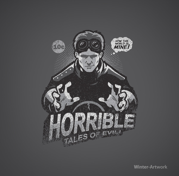 Dr Horrible design