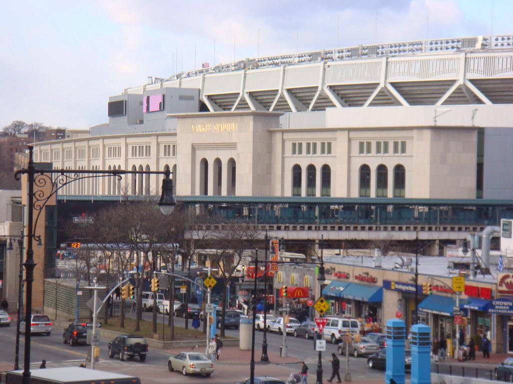Nuevo Yankee Stadium (2009) - Página 3 3184105974_292ce9658d_b