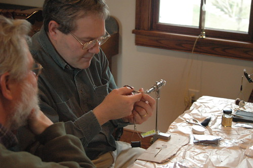 Fly Tying Instruction in Maryland