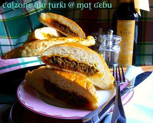 Calzone Ala Turki