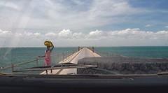 Causeway from Ilha to Mainland