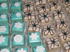 blue Winter Treats