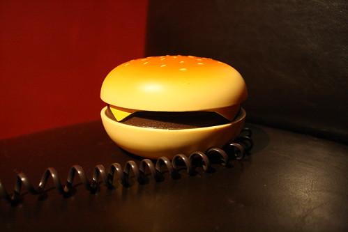 Burger Phone