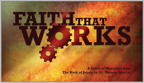Faitht That Works Invite Card