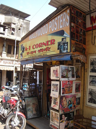 Bollywood Poster Shop, Chor Bazaar