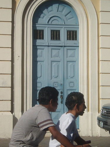 Granada doors