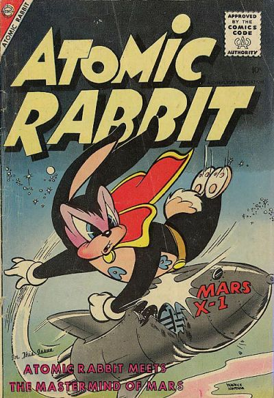 Atomic rabbit 009
