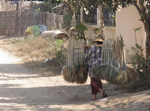 selling brooms