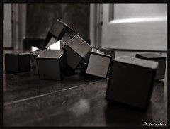 Rompicapo (Sir. Gandal) Tags: sergio cubo rubikscube rubi rompicapo phandaloro