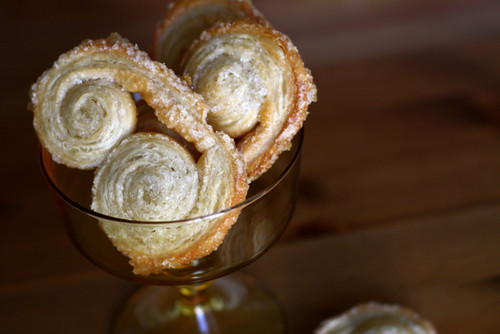 Lemon Rosemary Palmiers Recipes — Dishmaps