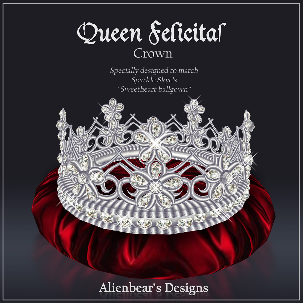 Queen Felicitas Crown