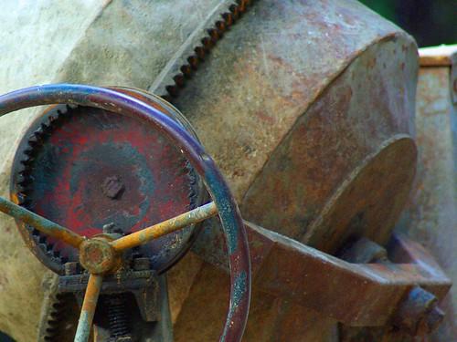 rusty mixer
