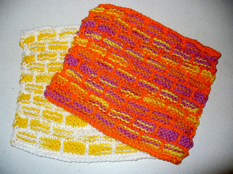 January Washcloths