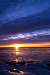 20090201_1754 (__Dori__) Tags: winter wisconsin sunrise canon lakemichigan milwaukee magichour northpoint goldenhour userdori