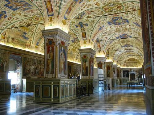Vaticaanse Bibliotheek