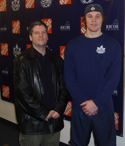 Me with Justin Pogge