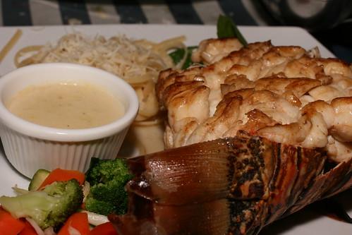 Lobster White Wine Cream Sauce