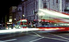 London Night (@Doug88888) Tags: bus london night nights londons