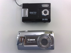 canon powershot unboxing a470