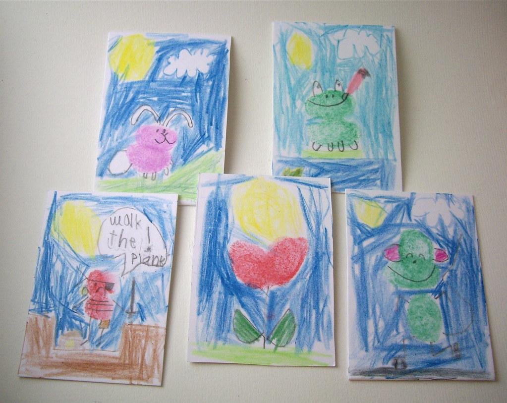 isaiah's atc cards