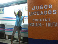 all the foods of hualtuco (Tricia Wang ) Tags: food mexico fruta oaxaca jugos popsicle triciawang hualtuco licuados