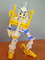 13 (the BCth) Tags: lego electricity bionicle toa moc nikila lesovikk