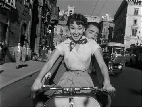14 Roman Holiday