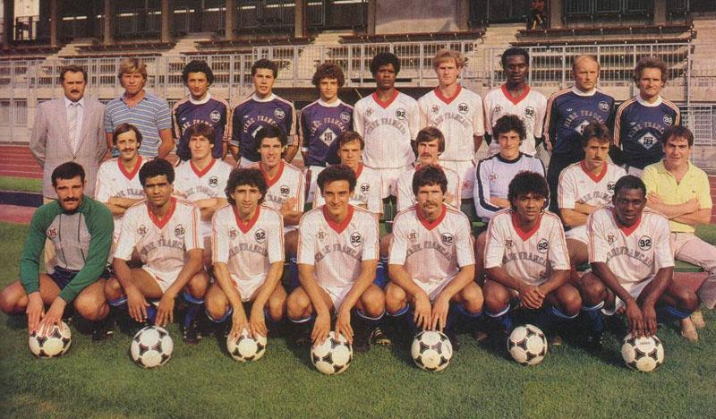 stade français 1983-84