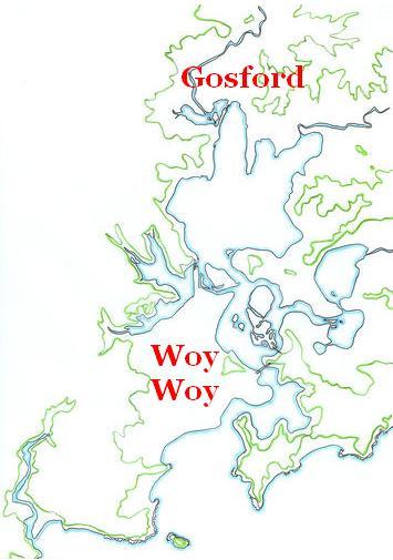 Gosford & Woy Woy