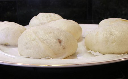 BBQ Pork Steam Buns