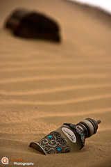 Arabian treasure |    explored } . . . (Essa Al-Sheikh - @Bo3awas) Tags: club canon photography treasure desert science kuwait arabian sands essa   alsheikh 2470    xti 400d   shazeb